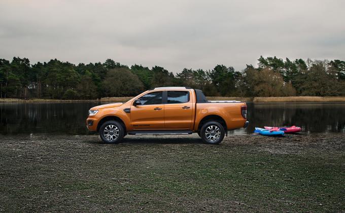 Ford Ranger mieten