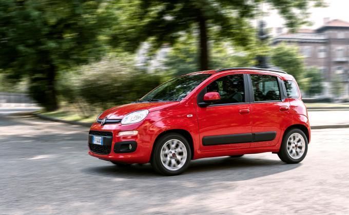 Fiat Panda mieten