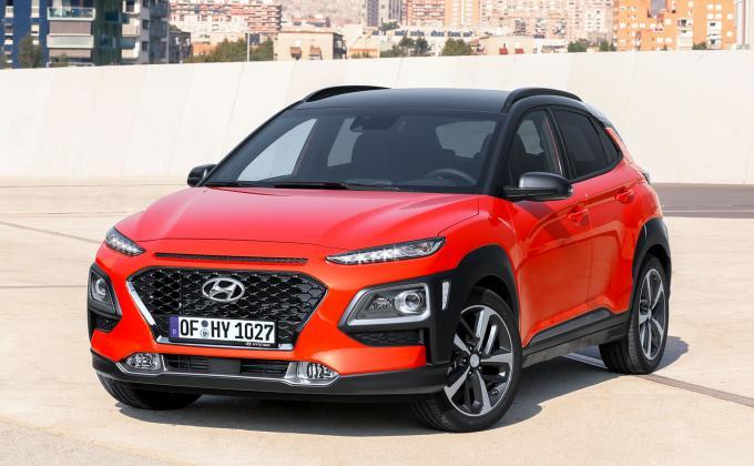 Hyundai Kona mieten